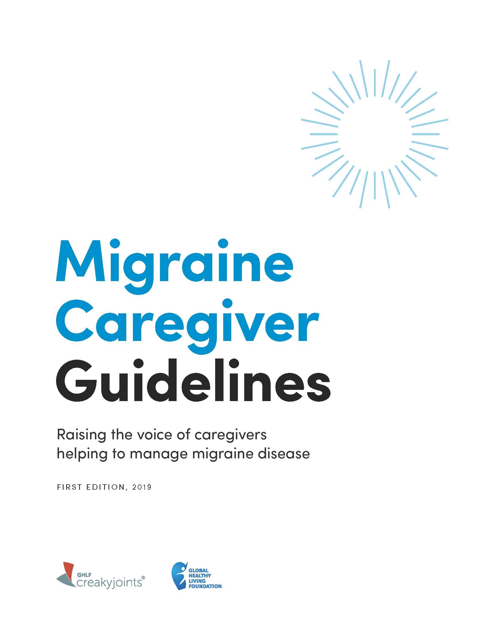 Migraine Caregiver Guidlines