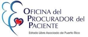 Oficina del procurador de Laciente logo